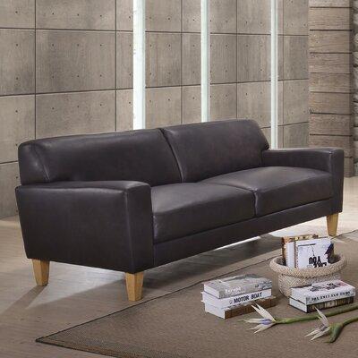 Debusk Leather Sofa