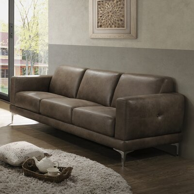 Madigan Leather Sofa