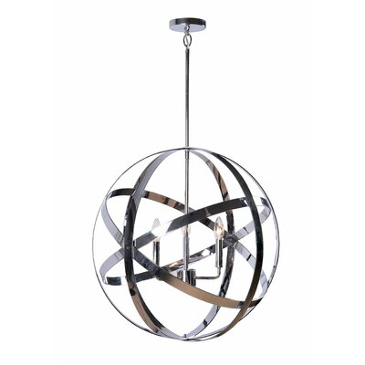 Curcio 3-Light Candle-Style Chandelier