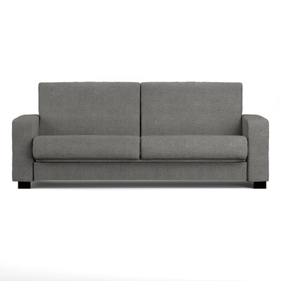 Greenacres Sleeper Sofa Upholstery: Black