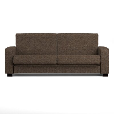 Greenacres Sleeper Sofa Upholstery: Brown
