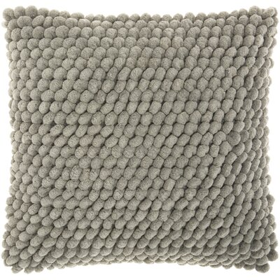 Breshears Throw Pillow Color: Gray