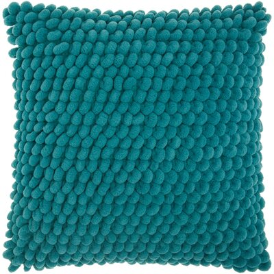 Breshears Throw Pillow Color: Teal