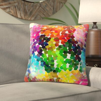 Winter 1998 Throw Pillow Size: 20 H x 20 W