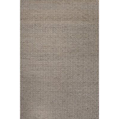Devera Brown Tone-on-Tone Indoor/Outdoor Area Rug Rug Size: 2 x 3
