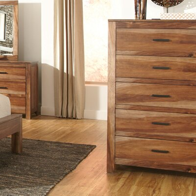 Dabrowski 5 Drawer Chest