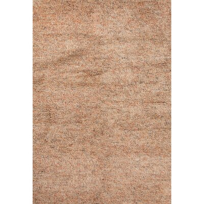 Dewalt Orange Area Rug Rug Size: 2 x 3