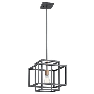 Dewees 1-Light Foyer Pendant