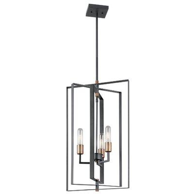 Dewees 3-Light Foyer Pendant