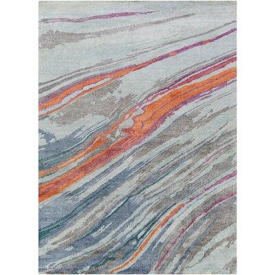 Brehm Hand-Tufted Area Rug Rug size: 8 x 11