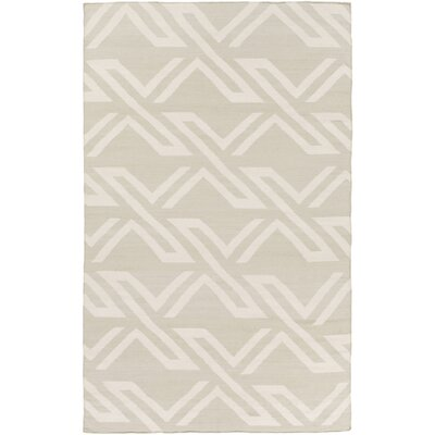 Breece Ivory Area Rug Rug Size: Rectangle 4 x 6