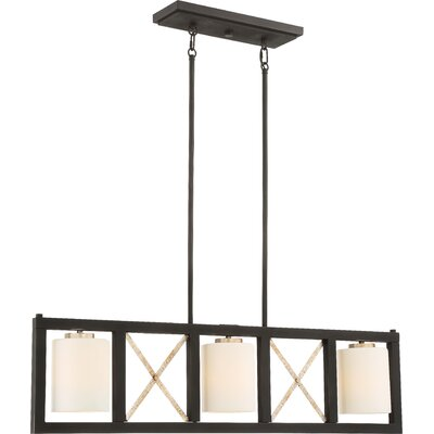 Eimear 3-Light Kitchen Island Pendant