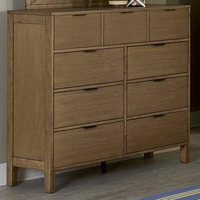Hosier 9 Drawer Dresser