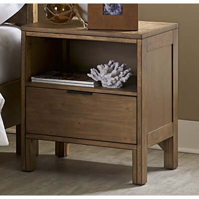 Hosier 2 Drawer Nightstand