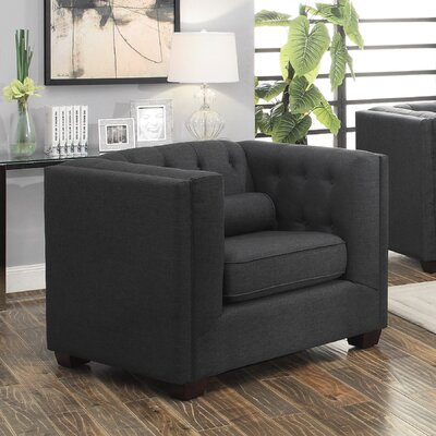 Ramses Solid Armchair