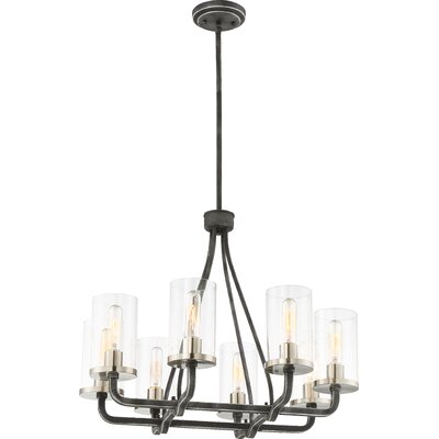 Kylee 8-Light Candle-Style Chandelier