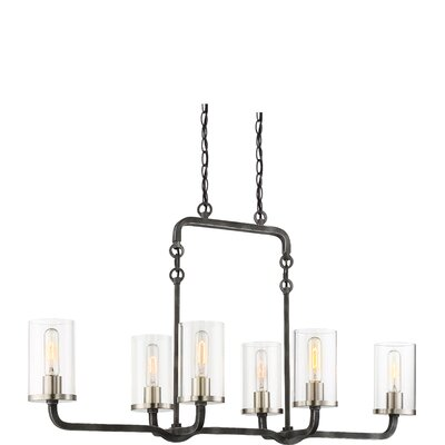 Kylee 6-Light Kitchen Island Pendant