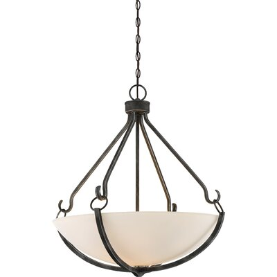 Lenore 4-Light Inverted Pendant
