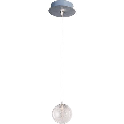 Kugler 1-Light RapidJack Wire Pendant and Canopy