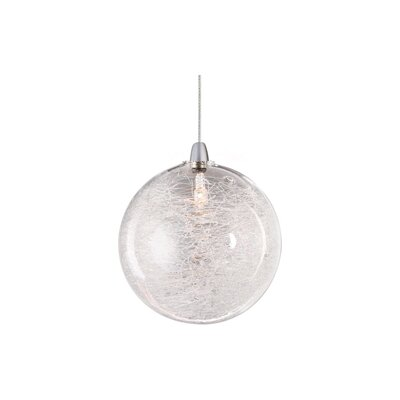 Kugler 1-Light Globe Pendant