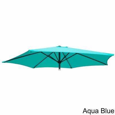 Dade City North Replacement Cover Fabric: Aqua Blue