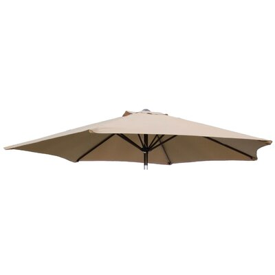 Bordner Replacement Covers and Poles Fabric: Khaki