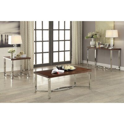 Madilynn 3 Piece Coffee Table Set