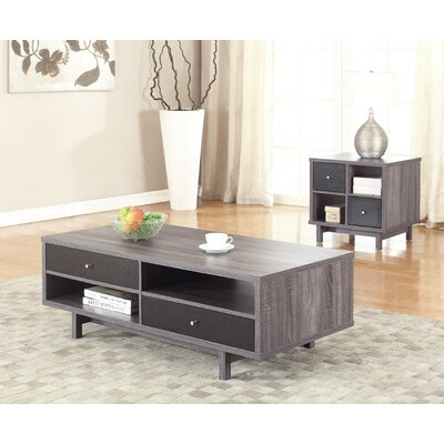 Amari 2 Piece Coffee Table Set
