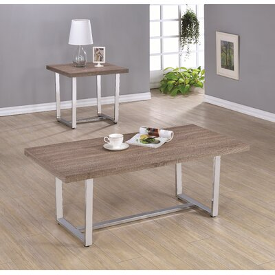 Zariah 2 Piece Coffee Table Set