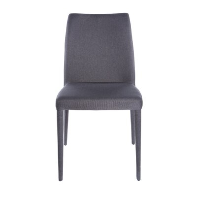 Andreasen Side Chair (Set of 2) Upholstery: Gray