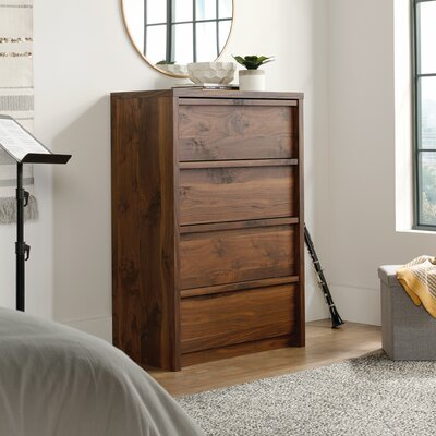 Posner 4 Drawer Chest