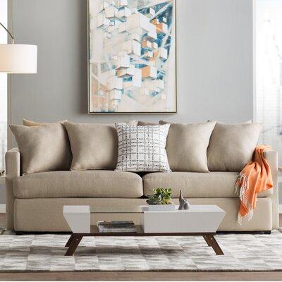 Mckenzie Sofa Upholstery: Linen
