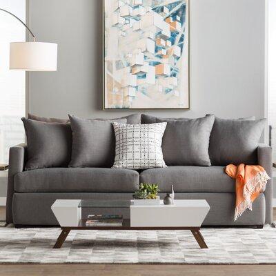 Mckenzie Sofa Upholstery: Metal