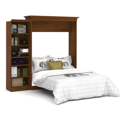 Amaker Queen Murphy Bed Finish: Tuscany Brown