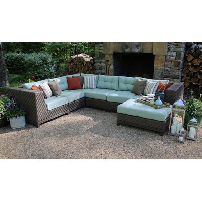 Bezanson 7 Piece Sectional with Cushions