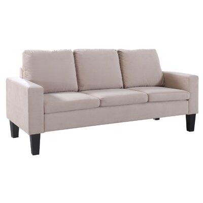 Bibbs Sofa Upholstery: Beige