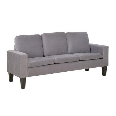 Bibbs Sofa Upholstery: Gray