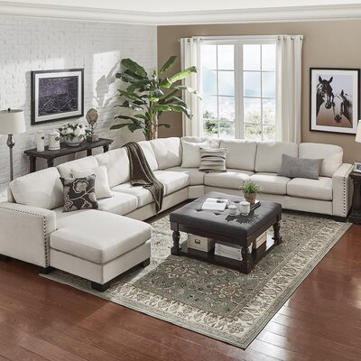 Blackston Reversible Sectional Orientation: Left-Arm Facing Chaise