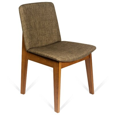 Binkley Side Chair Finish: Walnut