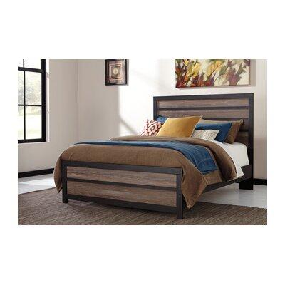 Arjun Panel Bed