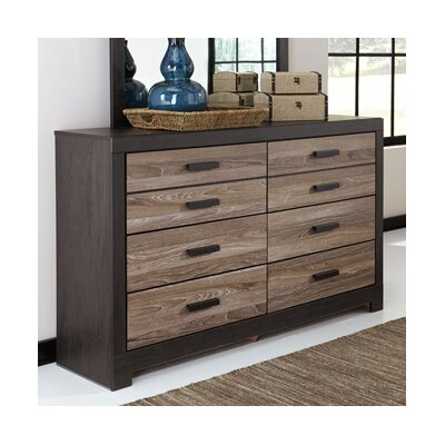 Arjun 8 Drawer Double Dresser
