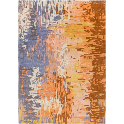 Demosthenes Tan Area Rug Rug Size: 2 x 3