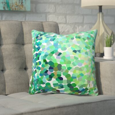 Kyros Outdoor Throw Pillow Size: 16 H x 16 W x 4 D