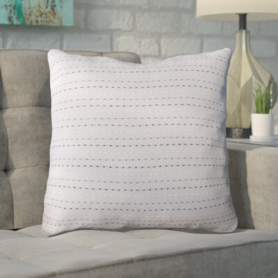 Parry Throw Pillow Color: Navy