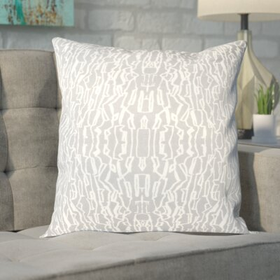 Tate Kinetic Decorative Large Pillow Set Color: Steel
