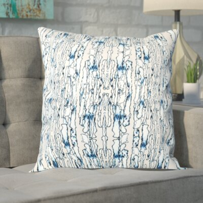 Abstract Ripple Throw Pillow Set