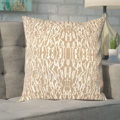 Tate Kinetic Decorative Large Pillow Set Color: Earth