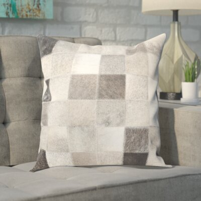 Modern Throw pillow Size: 22 H x 22 W x 2.5 D