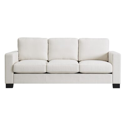 Armour Down-filled Linen Sofa