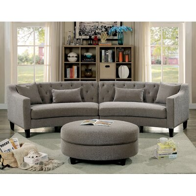Avallone Contemporary Sectional